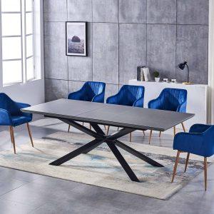 ceramic table grey