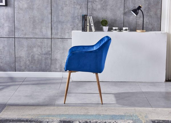 dining chair modern style with arms