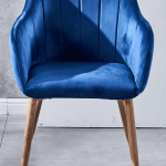 blue arm chairzoom